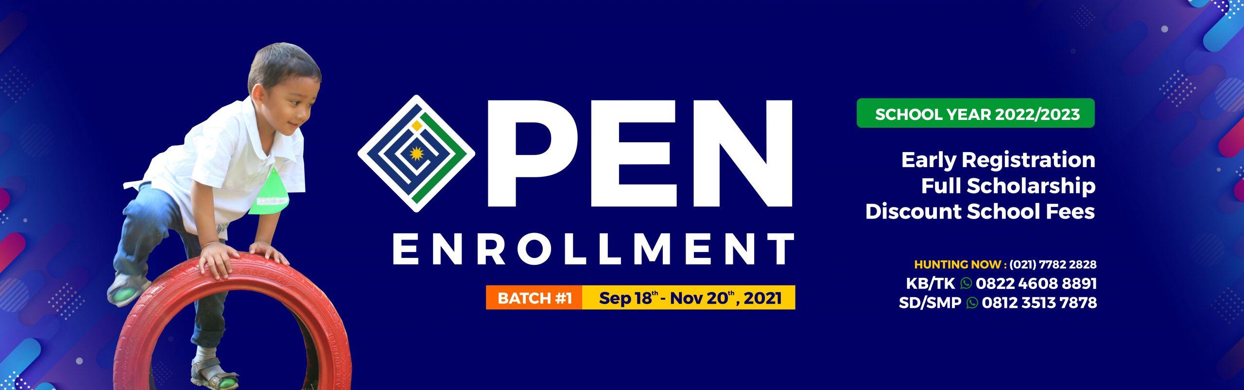 open enroll - website