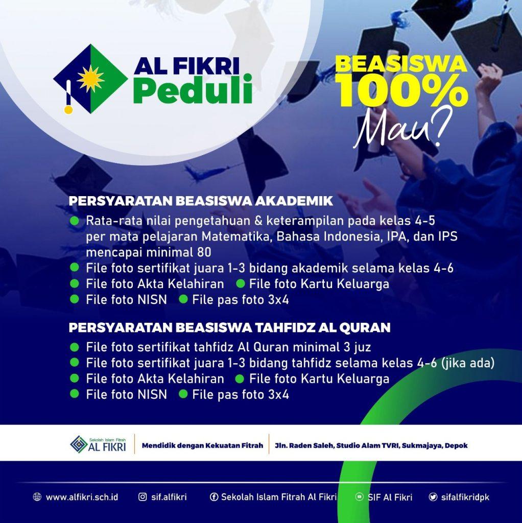 Alfikri Peduli SMP Part 002